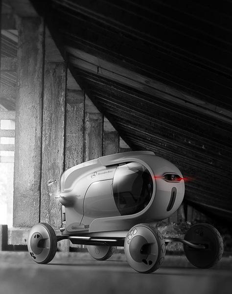 Mercedes-Benz Capsule-63838